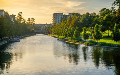 The Woodlands is 2021's #1 Best City to Live